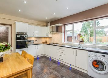 Thumbnail 4 bed detached house for sale in Gifford Close, Evington Village, Leicester