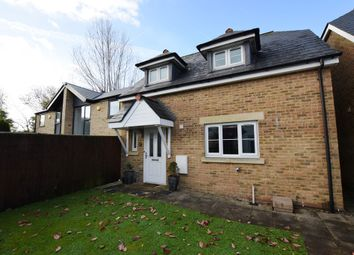 Thumbnail 2 bed detached house for sale in Gwern Hafren, Severn Grove, Cardiff, Caerdydd