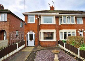 Thumbnail 3 bed end terrace house for sale in Belgrave Road, Poulton Le Fylde, Lancashire