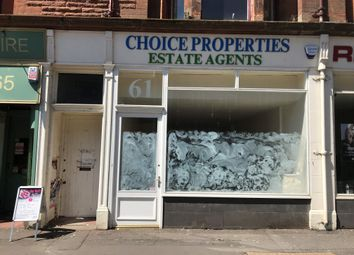 Thumbnail Retail premises to let in 61 Titchfield Street, Kilmarnock