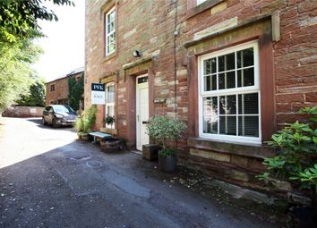 Thumbnail 3 bed town house for sale in Garden View, Surgery Lane, Market Place, Brampton, Cumbria