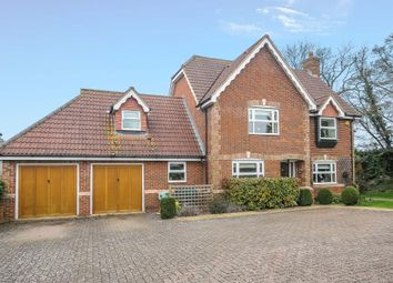 Thumbnail 5 bed detached house to rent in Yarnton, Kidlington