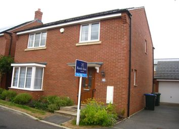 Thumbnail 4 bedroom detached house for sale in Wickmans Drive, Bannerbrook, Coventry