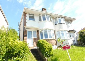 Thumbnail 3 bed property to rent in Cardinal Avenue, Plymouth