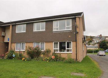 Thumbnail 2 bed flat to rent in Cae'r Ysgol, New Road, Glyn Ceiriog, Llangollen