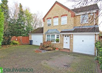 Thumbnail 4 bed detached house to rent in Sheriden Walk, Broxbourne