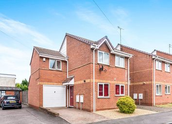 Thumbnail 3 bed detached house for sale in Pauls Coppice, Walsall Wood, Walsall