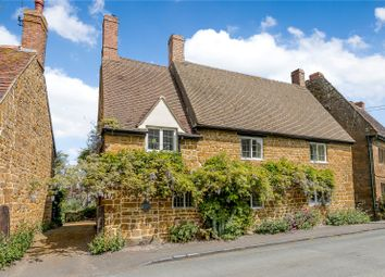 Thumbnail 4 bed detached house for sale in Church Street, Fenny Compton, Southam, Warwickshire