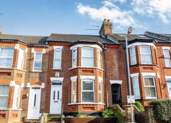 Thumbnail 3 bedroom terraced house to rent in Ashton Road, Luton