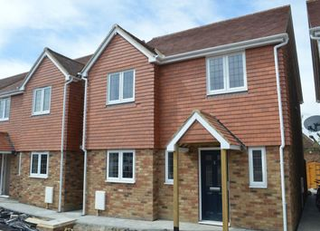 Thumbnail 4 bedroom detached house to rent in Orchard Way, Hastings