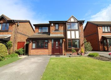 Thumbnail 4 bed detached house for sale in Pheasant Wood Drive, Thornton