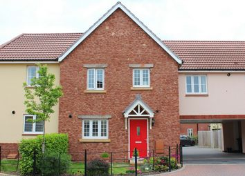 Thumbnail 3 bed end terrace house for sale in Canal View, Bathpool, Taunton, Somerset