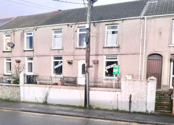 Thumbnail 3 bed terraced house for sale in High Street, Glynneath, Neath