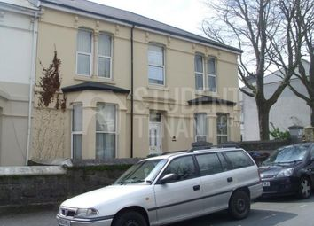Thumbnail 6 bed shared accommodation to rent in Lisson Grove, Plymouth, Devon
