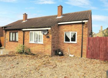 Thumbnail 1 bed bungalow to rent in Gorse Close, Lakenheath, Brandon