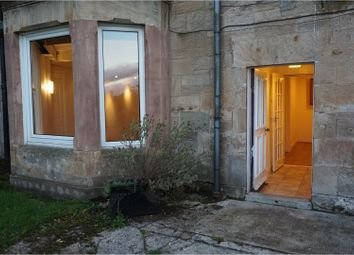 Thumbnail 2 bed flat to rent in Burnside Road, Glasgow