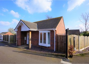 Thumbnail 2 bedroom detached bungalow for sale in Cherry Tree Close, Sutton Coldfield