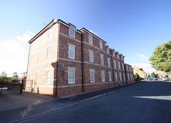 Thumbnail 2 bed flat to rent in Mill View Place, Figham Road, Beverley