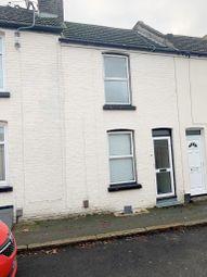 Thumbnail 2 bedroom terraced house for sale in 4 Edgar Road, Dover, Kent