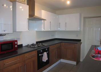 Thumbnail 3 bed property to rent in Pwllgwaun Road, Pontypridd