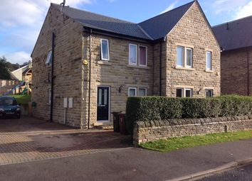 Thumbnail 3 bed semi-detached house to rent in Sleningford Road, Crossflatts, Bingley.