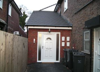 Thumbnail 2 bed flat to rent in Sale Rd, Northern Moor