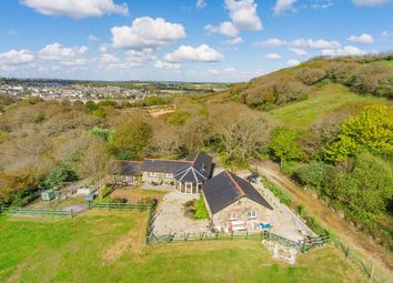 Thumbnail 3 bed barn conversion for sale in College Hill, Penryn
