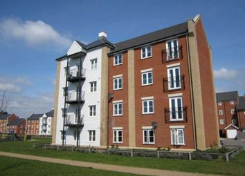 Thumbnail 2 bed flat for sale in Provan Court, Ipswich