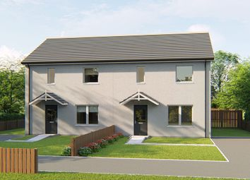Thumbnail 3 bed semi-detached house for sale in Portstown Road, Inverurie