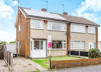 Thumbnail 3 bed semi-detached house for sale in Willow Road, Armthorpe, Doncaster