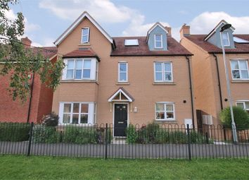 Thumbnail 5 bed detached house for sale in Pascal Close, Duston, Northampton