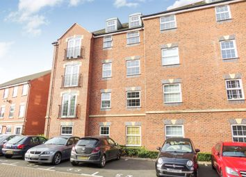Thumbnail 2 bedroom flat for sale in Magnus Court, Chester Green, Derby