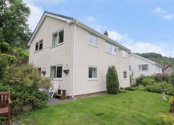 Thumbnail 4 bed detached house for sale in Cae Plas Teg, Glyn Ceiriog, Llangollen