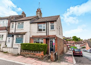 Thumbnail 3 bed end terrace house for sale in Milner Road, Brighton