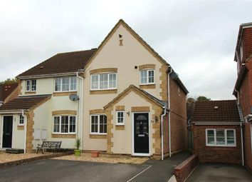 Thumbnail 3 bed semi-detached house for sale in St Christopers Close, Aldershot