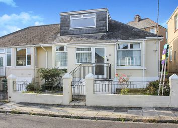 Thumbnail 3 bed semi-detached bungalow for sale in South Down Road, Plymouth