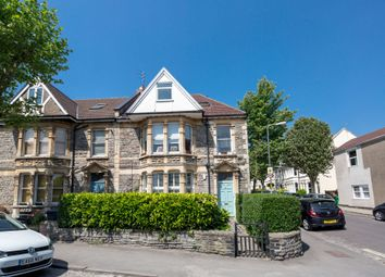 Thumbnail 2 bed flat for sale in Coldharbour Road, Westbury Park, Bristol