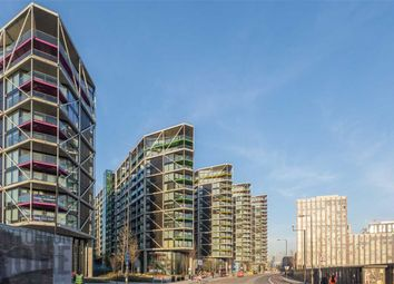 Thumbnail 3 bed flat for sale in Five Riverlight Quay, London