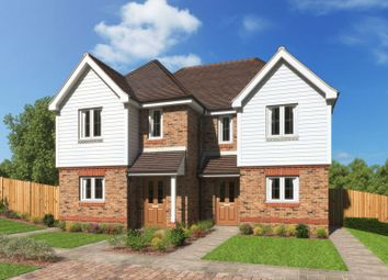 Thumbnail 2 bed semi-detached house for sale in Plot 2, Orchard Place, Maresfield