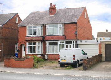 3 bed semi-detached house for sale in Edlington Lane, Warmsworth, Doncaster DN4