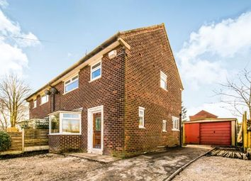 Thumbnail 3 bed semi-detached house for sale in Staley Road, Mossley, Greater Manchester