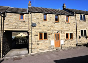 Thumbnail 3 bed mews house for sale in Deer Hill Croft, Marsden