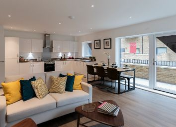 Thumbnail 3 bedroom flat for sale in Trinity Walk, Woolwich
