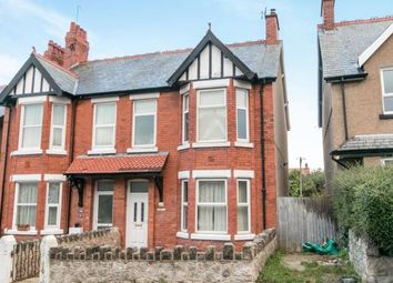 Thumbnail 4 bedroom semi-detached house for sale in Wynnstay Road, Old Colwyn, Conwy