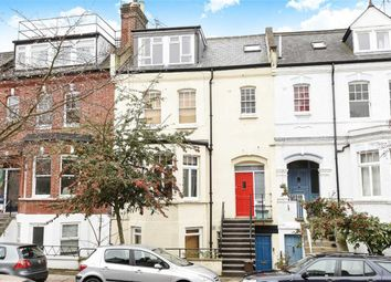 Thumbnail 1 bed flat to rent in Kingdon Road, London
