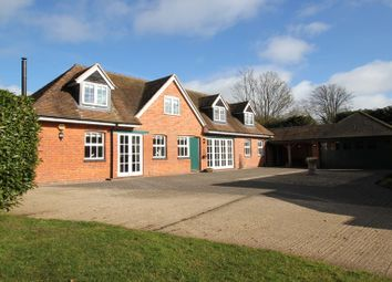 Thumbnail 3 bed detached house to rent in Satwell, Rotherfield Greys, Henley-On-Thames