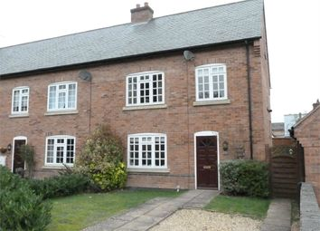 Thumbnail 3 bed end terrace house for sale in The Paddocks, Welford, Northampton