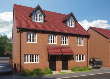 Thumbnail 3 bedroom semi-detached house for sale in 11 & 15 Furlongs, Drayton, Oxfordshire