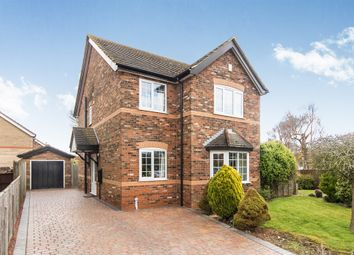 Thumbnail 4 bed detached house for sale in Turners Crescent, Wainfleet, Skegness