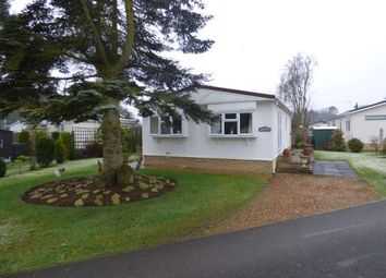 Thumbnail 2 bed mobile/park home for sale in Pine Crescent, Sywell, Northampton, Northamptonshire